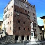 Il Palazzo Pretorio a Prato