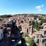 Un drone per la promozione turistica  di Ronciglione