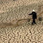 Drammatica siccità in Cina.