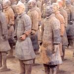 Nuovo museo per i guerrieri di terracotta in Cina