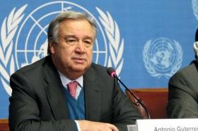 """Il Segretario generale dell'ONU: senza gli Stati Uniti nell'accordo di Parigi, l'umanità affronta il """"suicidio"""" climatico"""