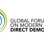 Rinvio dei lavori 2021 per il Global Forum sulla Democrazia Diretta