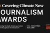 Un premio giornalistico dedicato al cambiamento climatico