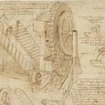 Leonardo e Michelangelo. Capolavori della grafica e studi romani
