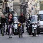 Città a misura di ciclisti.